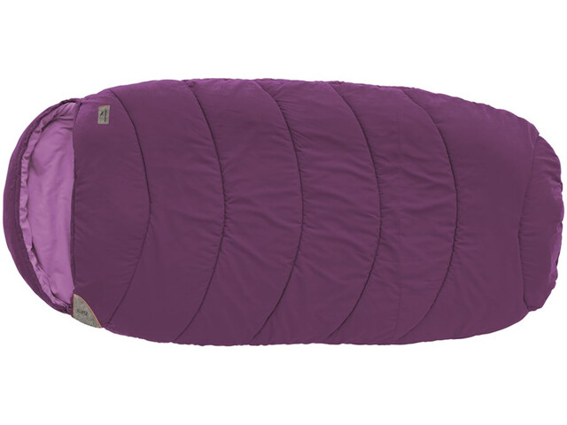 Easy Camp Ellipse Makuupussi, majesty purple